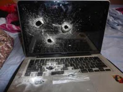 This Mac is Shot